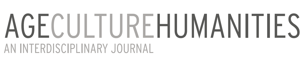 Age Culture Humanities - An Interdisciplinary Journal
